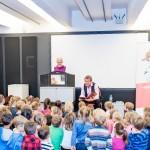Bruck an der Mur: Unterhaltsamer Lesevormittag mit Bürgermeister Peter Koch