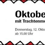 Das Lorenz in Graz – Oktoberfest am 12.Oktober ab 15:00