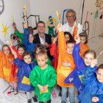 Kleine, große Künstlerinnen und Künstler am Werk! – Krankenhaus Barmherzige Brüder Graz