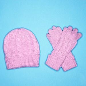 Mütze und Schal geben ein gelungenes Geschenk-Duo ab.