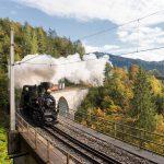 Mariazellerbahn: Saisonstart für Panoramawagen und Dampfzug